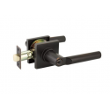 Oil Rubbed Bronze Key-In Entry Lever