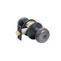 Oil Rubbed Bronze Waverly Key-In Knob