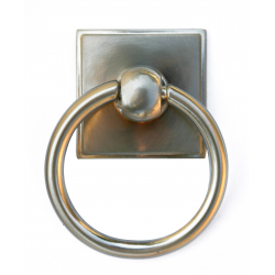 Satin Nickel Ring Pull