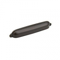 """Oil Rubbed Bronze Classic Cup Pull 6"""""""