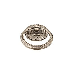 Silver Antique Ring Pull