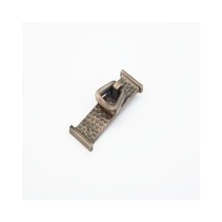 Empire Bronze Ring Pull and Backplate