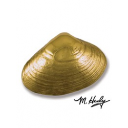 Michael Healy Surf Clam Knocker Brass