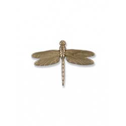 Michael Healy Small Dragon Fly Knocker Nickel Silver