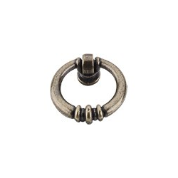 "Top Knobs Newton Ring Pull 1.5"" German Bronze"