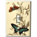Sketchbook Butterfly Switchplates
