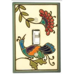 Fantasy BIrd Switchplates