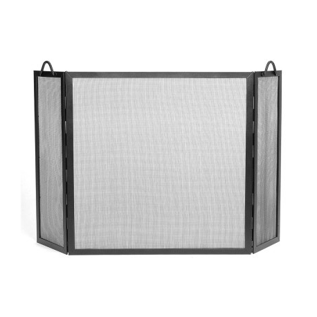 Small Twisted Rope Folding Fire Screen