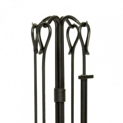 Country Classic Fireplace Tool Set
