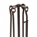 English Country Fireplace Tool Set