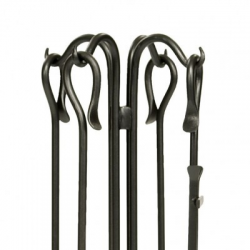 Hearth Hooks Fireplace Tool Set