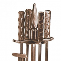 Wright Design Fireplace Tool Set