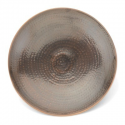 Burnt Copper Birdbath