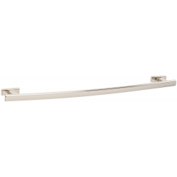 Polished Chrome Arch Towel Bar 24""