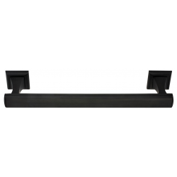 Bronze Manhattan Towel Bar 30""