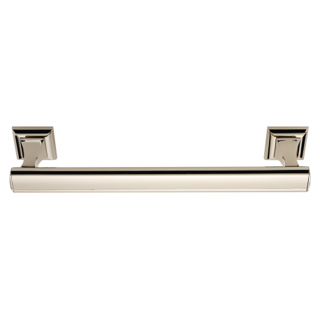 Polished Nickel Manhattan Towel Bar 30""