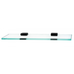 Bronze Glass Shelf 24""