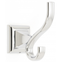 Polished Chrome Robe Hook
