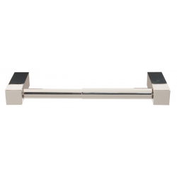 Polished Nickel Tissue Holder