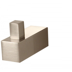 Satin Nickel Robe Hook