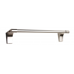 Polished Nickel Towel Bar 12""