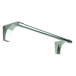 Polished Chrome Towel Bar 18""