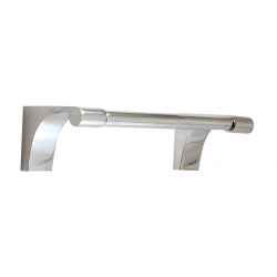 Polished Chrome Tissue Holder