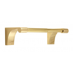 Polished Brass Tissue Holder