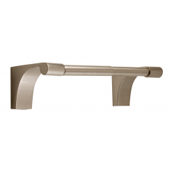 Satin Nickel Tissue Holder