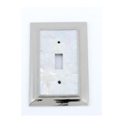 Mother - Of - Pearl Switchplates