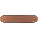 """Push Plate 15"""" Old English Copper"""