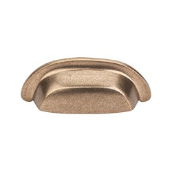 "Aspen Cup Pull 3"" Light Bronze"