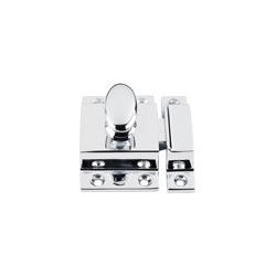 "Cabinet Latch 2"" Polished Chrome"