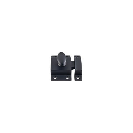 "Cabinet Latch 2"" Flat Black"