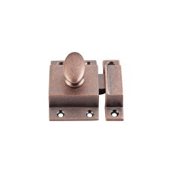 "Cabinet Latch 2"" Antique Copper"