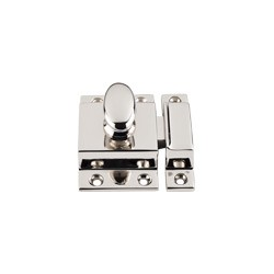 "Cabinet Latch 2"" Polished Nickel"