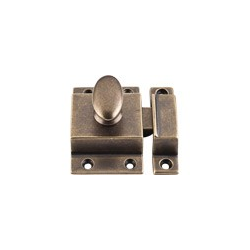 "Cabinet Latch 2"" German Bronze"