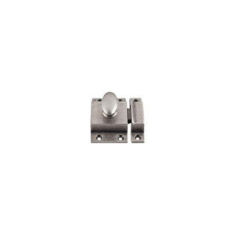 """Cabinet Latch 2"""" Pewter Antique"""