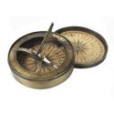 18th Century Sundial and Compass