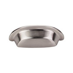 "Aspen Cup Pull 3"" Satin Nickel"