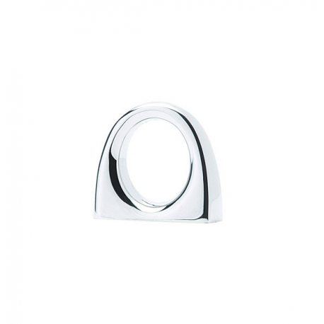 Ring Pull in Polished Chrome
