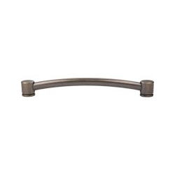 "Oval Appliance Pull 12"" German Bronze"