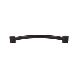 "Oval Appliance Pull 12"" Oil Rubbed Bronze"