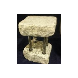 Funky Rock Beverage Dispenser Stand
