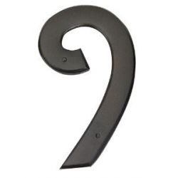 Mission Style House Number 9