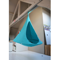 Bonsai Cacoon Chair Turquoise