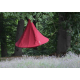 Double Cacoon Hanging Chair Chili Red