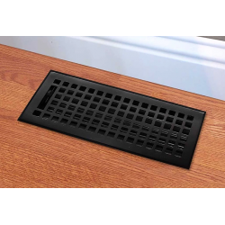 Mission Cast Iron Floor Vent