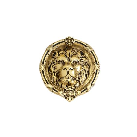 Grand Lion Knocker