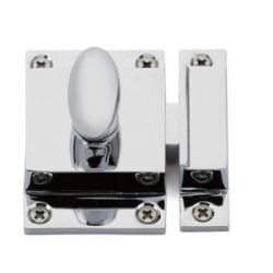 Cabinet Latch Polished Chrome